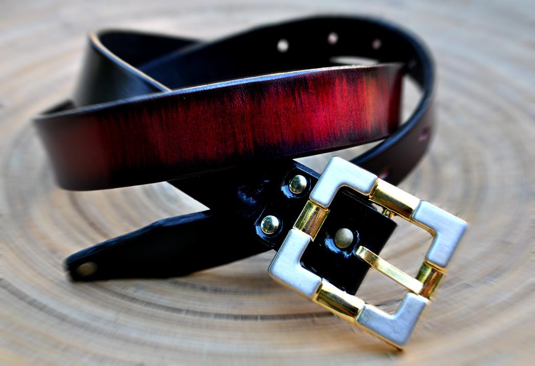 Ilian Rachov & Ivan Guerrera Belt Collection