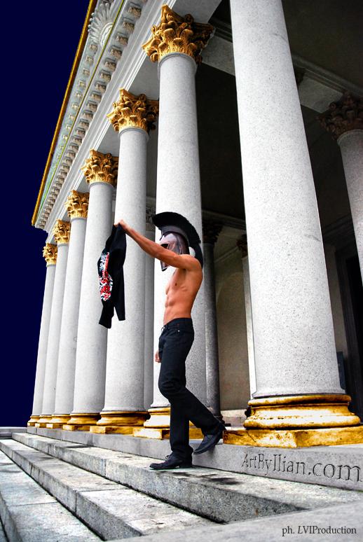 Monte Carlo Fashion Ilian Rachov Puma Collection
