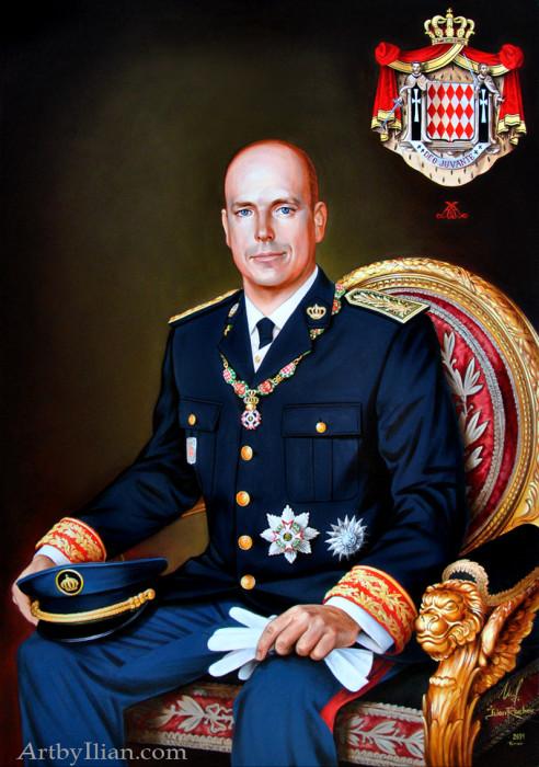 HSH Prince Albert of Monaco