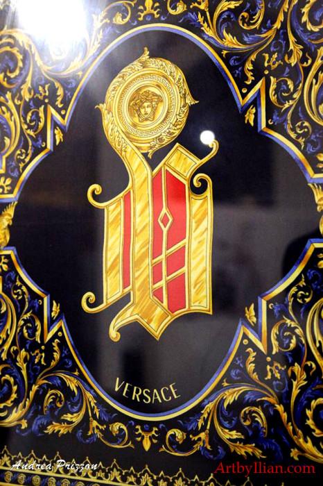Ilian Rachov Artist Versace