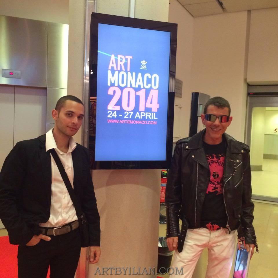 ART MONACO 2014. Principaute de Monaco.