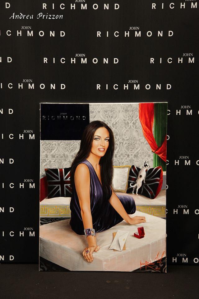 Alessandra Moschillo by Ilian Rachov. www.artbyilian.com