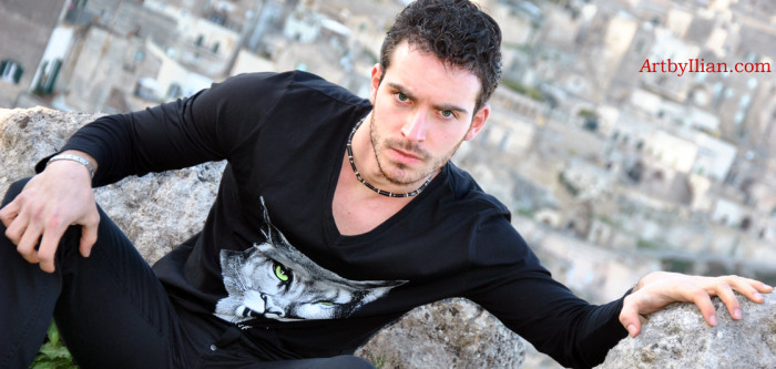Photo Shooting Puma Collection  Model: Angelo Saponaro  Location: Matera, Italy  Photo and Post production: LVIProduction